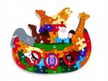 Alphabet Jigsaws Noahs Ark